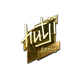 hutji (Gold) | Boston 2018