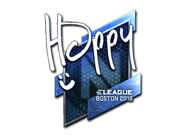 Happy | Boston 2018