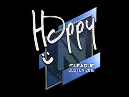 Happy | Boston 2018