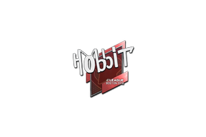 Sticker Hobbit Boston 2018