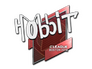 Skin Sticker | Hobbit | Boston 2018