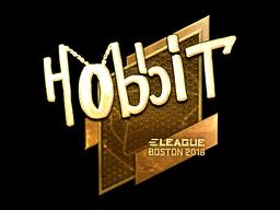 Hobbit | Boston 2018