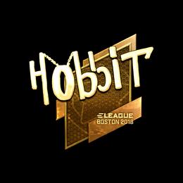 Hobbit (Gold) | Boston 2018