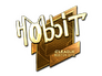 Skin Sticker | Hobbit (Gold) | Boston 2018