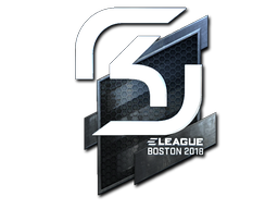 Sticker | SK Gaming (Foil) | Boston 2018