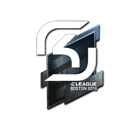 SK Gaming (Foil) | Boston 2018