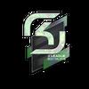 Sticker | SK Gaming (Holo) | Boston 2018