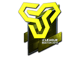 Sticker | Space Soldiers (Foil) | Boston 2018