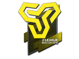 Sticker | Space Soldiers | Boston 2018