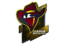 Sticker | Renegades (Foil) | Boston 2018