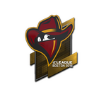 Sticker | Renegades | Boston 2018