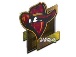 Sticker | Renegades (Holo) | Boston 2018
