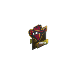 free csgo skin Sticker | Renegades (Holo) | Boston 2018