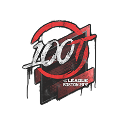 100 Thieves | Boston 2018