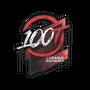 Sealed Graffiti   100 Thieves   Boston 2018