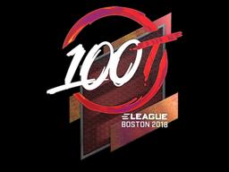 100 Thieves | Boston 2018