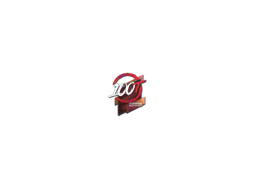 Sticker | 100 Thieves (Holo) | Boston 2018