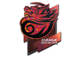 Sticker | Tyloo (Holo) | Boston 2018