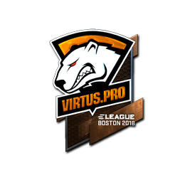 Virtus.Pro (Foil) | Boston 2018