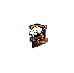 Sticker | Virtus.Pro (Foil) | Boston 2018