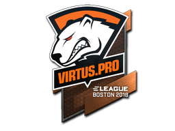 Sticker | Virtus.Pro | Boston 2018