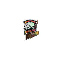 Sticker | Virtus.Pro (Holo) | Boston 2018