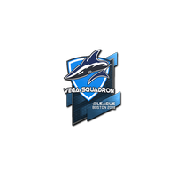Sticker | Vega Squadron | Boston 2018