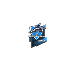 Sticker | Vega Squadron | Boston 2018