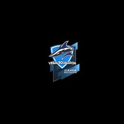 Sticker   Vega Squadron   Boston 2018