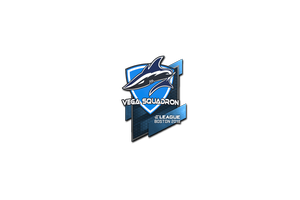 Sticker Vega Squadron Boston 2018