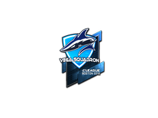 Skin Sticker | Vega Squadron (Foil) | Boston 2018
