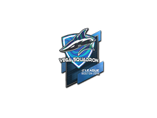 Skin Sticker | Vega Squadron (Holo) | Boston 2018