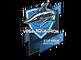 Sticker   Vega Squadron (Holo)   Boston 2018