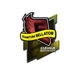 Quantum Bellator Fire (Foil) | Boston 2018