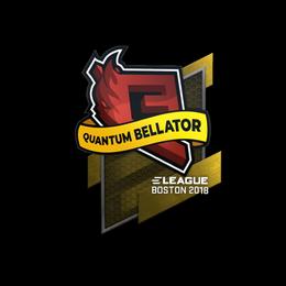 Quantum Bellator Fire | Boston 2018
