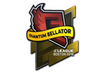 Sticker | Quantum Bellator Fire | Boston 2018