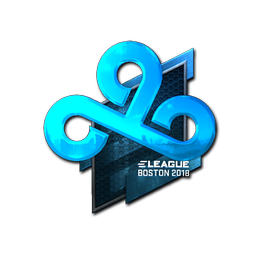 Cloud9 (Foil) | Boston 2018
