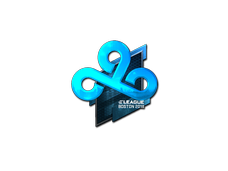 Skin Sticker | Cloud9 (Foil) | Boston 2018