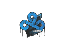 Skin Sealed Graffiti | Cloud9 | Boston 2018