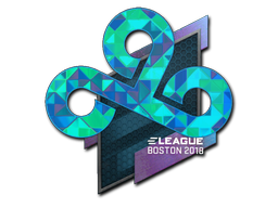Sticker | Cloud9 (Holo) | Boston 2018