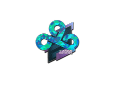Skin Sticker | Cloud9 (Holo) | Boston 2018