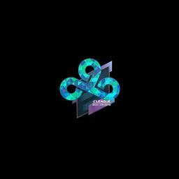 free csgo skin Sticker   Cloud9 (Holo)   Boston 2018
