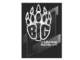 Запечатанный граффити | BIG | Бостон 2018