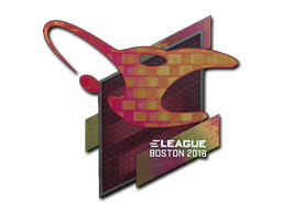 Sticker | mousesports (Holo) | Boston 2018