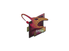 Skin Sticker | mousesports (Holo) | Boston 2018