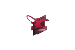Sticker Mousesports Boston 2018