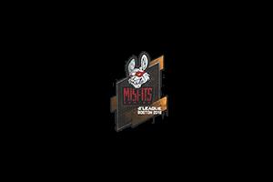 Sealed Graffiti Misfits Gaming Boston 2018