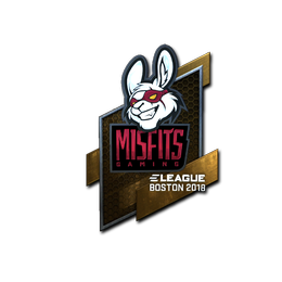 Misfits Gaming (Foil) | Boston 2018