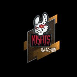 Misfits Gaming | Boston 2018