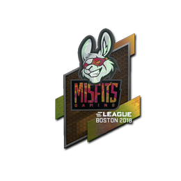 Misfits Gaming (Holo) | Boston 2018